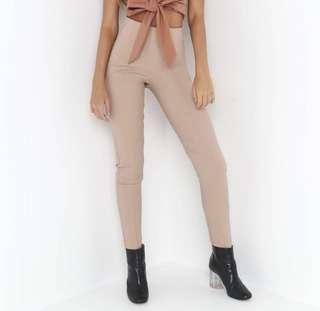 Clothes items fashion pants