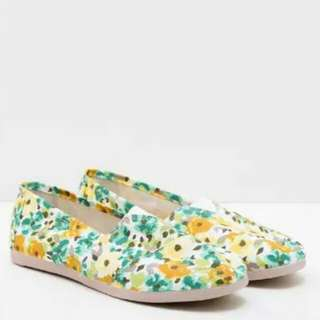 ppyong slip on flatshoes