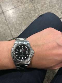 Pre-loved Mints condition Rolex Explorer ll