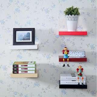 Floating Wall Shelves 4 Pcs