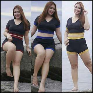 plussize two piece