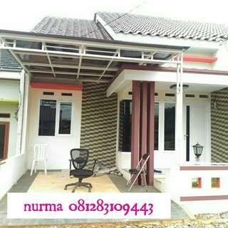 Rumah dekat Stasiun Kereta Citayam Bogor