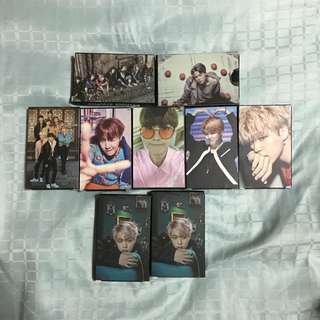 [INSTOCK] BTS LOMO CARDS SETS