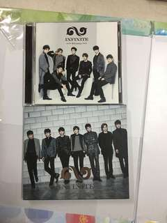 [WTS] INFINITE DILEMMA JAPANESE ALBUM WITH SUNGGYU PC