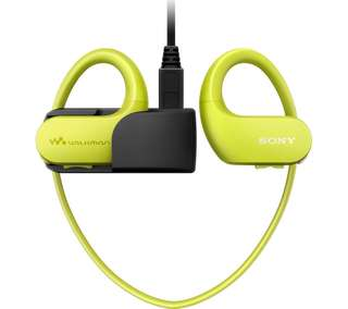 Sony Walkman waterproof sports earphone