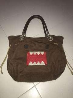 💯% Authentic Domokun Tote Bag