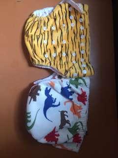 Cloth reusableWashable diaper