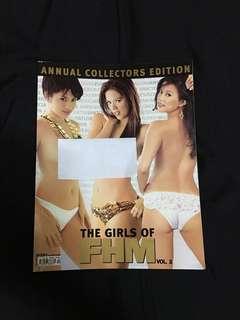 The Girls of FHM Volume 2 Magazine