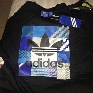 Adidas Tee XL size in stock