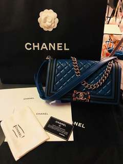Chanel Le Boy Limited Edition