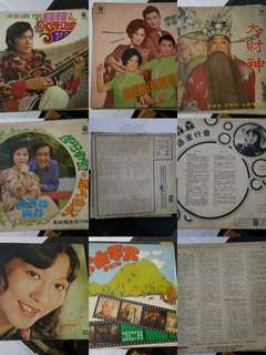 Vinyl Records and 唱机 give me your price