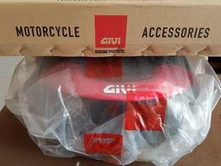 origional newgivi box and rack