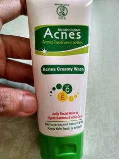 Acnes Cream Wash (Sabun Wajah)