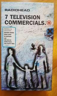 Radiohead絕版VHS MTV