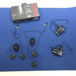 Bluetooth Helmet Communicator