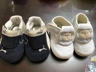 GMP baby PUMA 嬰兒鞋