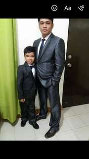 Men and Kids Inspired by: Millennium Suits