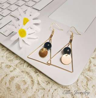 🧚🏻♀️復古珍珠耳環 🧚🏻♀️