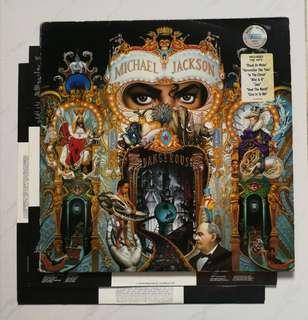 Michael Jackson original LP record