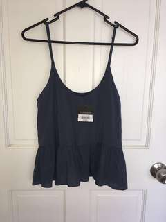Brand New Topshop Cami Size 6
