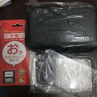 3DS XL Accessories Bundle