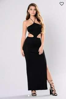 Fashion nova heart starts jumping dress