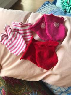 Baby newborn mittens 3pcs