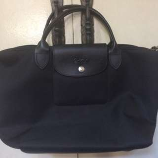 Preloved Longchamp handbag