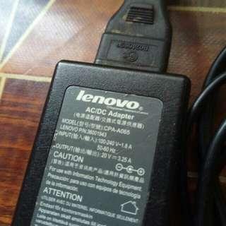 SALE Lenovo  charger adaptor for laptop g470/v470