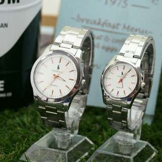 MASTER POLO COUPLE LIMITED EDITION WATCH
