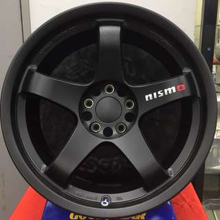 "Nismo LM GT4 18"" JDM Wheels, Rays, Volk CE28, TE37"