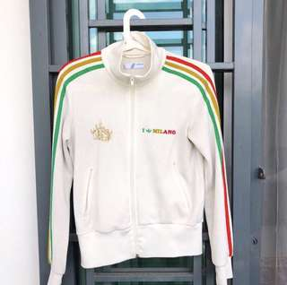 Adidas Trefoil Track Top (I love Milano edition)