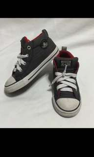 💕Authentic converse highcut toddler shoes💕