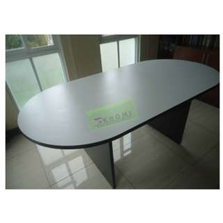 SEATER OVAL CONFERENCE TABLE--KHOMI