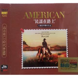 American Classic Country Balladry 民谣在路上 美国经典乡村民谣 3CD (Imported)