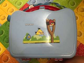 Angry Bird Lunch Set
