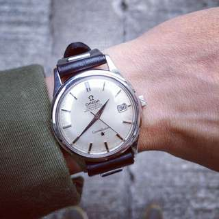 <Rare> Vintage Omega constellation ref. 168. 001 。全完裝。最大隻的Omega 星座系列