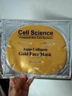 Cell Science Face Mask