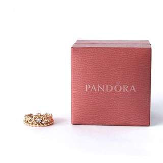 Pandora My Princess Tiara Ring