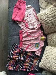 Girls clothes bundle 3 (3-6 yrs old)