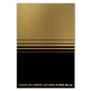 BIG BANG - 2017 CONCERT LAST DANCE IN SEOUL BLU-RAY (3 DISC + PHOTOBOOK 140P)