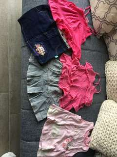 Girls clothes bundle 4 (2-5 yrs old)