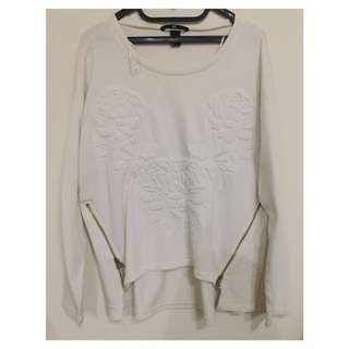 H&M (AUTHENTIC) - LOOSE SWEATER