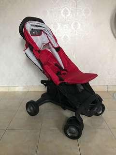 Preloved Stroller Nuna Peep