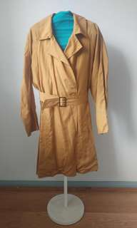 Gorman Tencel Trench/Coat
