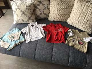 Baby boys clothes bundle 2 (1-2 yrs old)