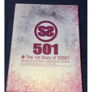 SS501 PHOTOBOOKS