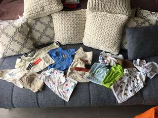 Boys clothes bundle 3