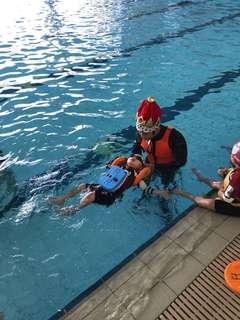 [SUPER] Swim Class! :D