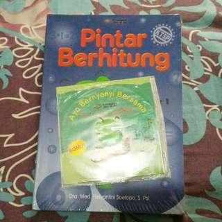 Buku aktivitas anak TK B